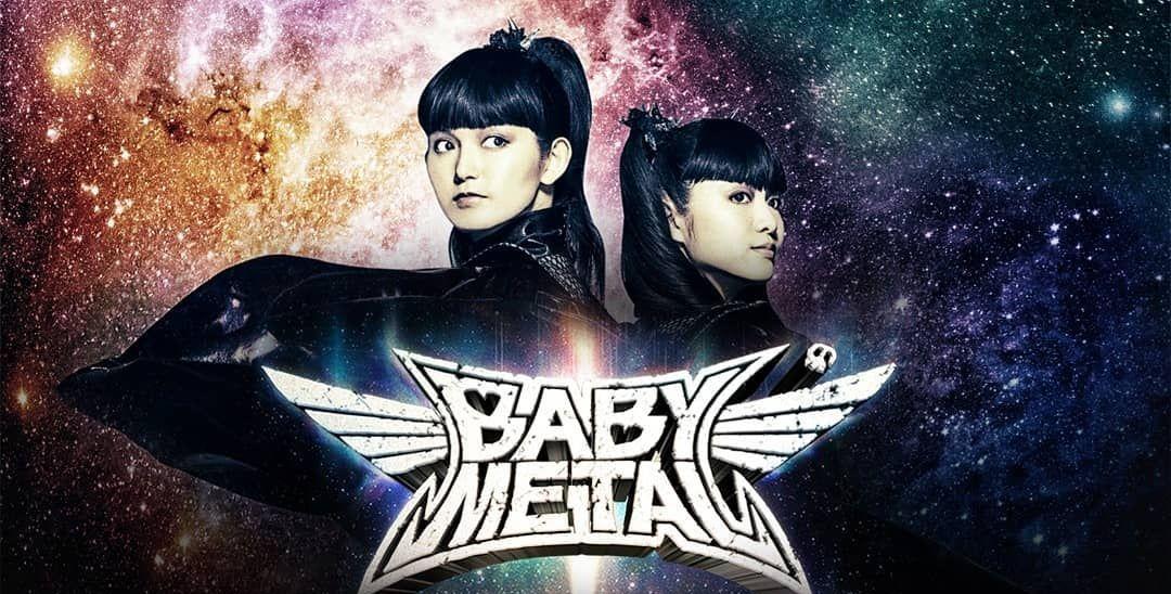 Konser Babymetal Bulan Oktober 2019
