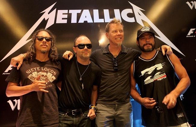 Band Rock Asal Inggris dan Amerika Terkaya di Dunia
