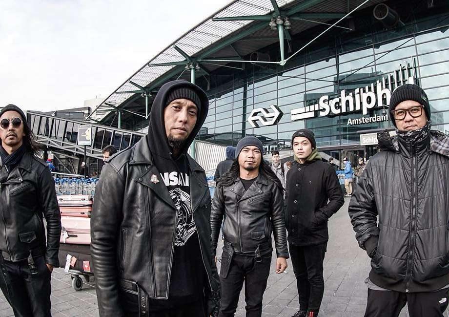 Band Musik Genre Metal Di Indonesia Yang Sudah Go International