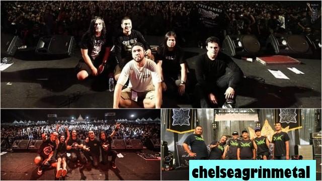 5 Band Metal Indonesia Yang Sudah Go International