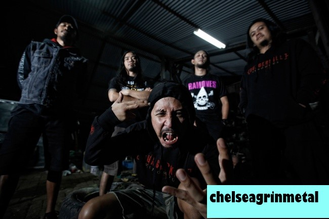 Band Heavy Metal Indonesia, Burger Kill Tur Keliling Amerika