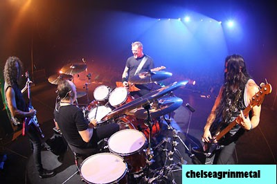 Kisah Dalam Rangkaian Konser Tour Metallica Keliling Dunia