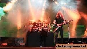 Momen Langka Megadeth Selama Tur Metal Tahun Ini Diungkapkan Oleh Gitaris