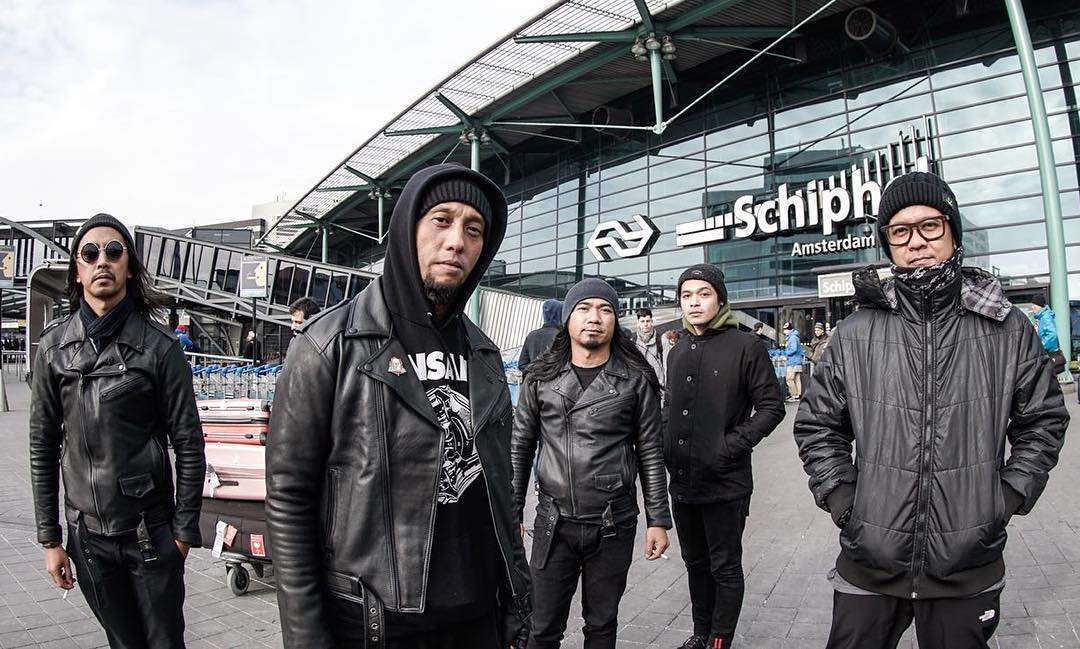 Band Musik Genre Metal Di Indonesia Yang Sudah Go International!