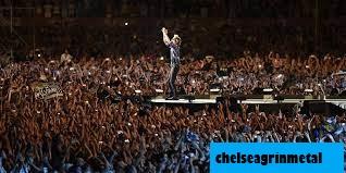 5 Konser Band dengan Jumlah Penonton Terbanyak