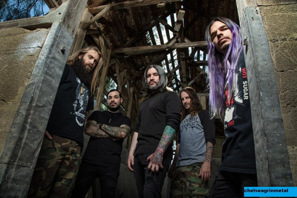 "Suicide Silence Death Metal Merintis 'Virtual World Tour"""