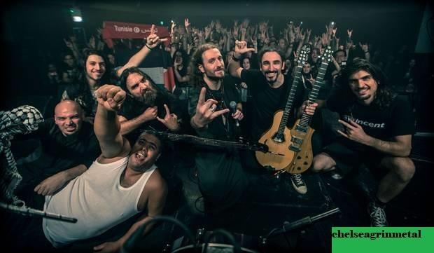 Band Israel dan Palestina Bersatu Dalam Tur 'Persaudaraan Metal'