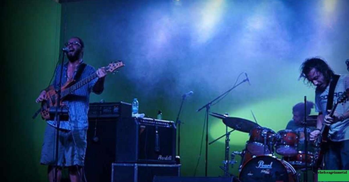 Band heavy metal Aleppo melakukan tur ke Eropa